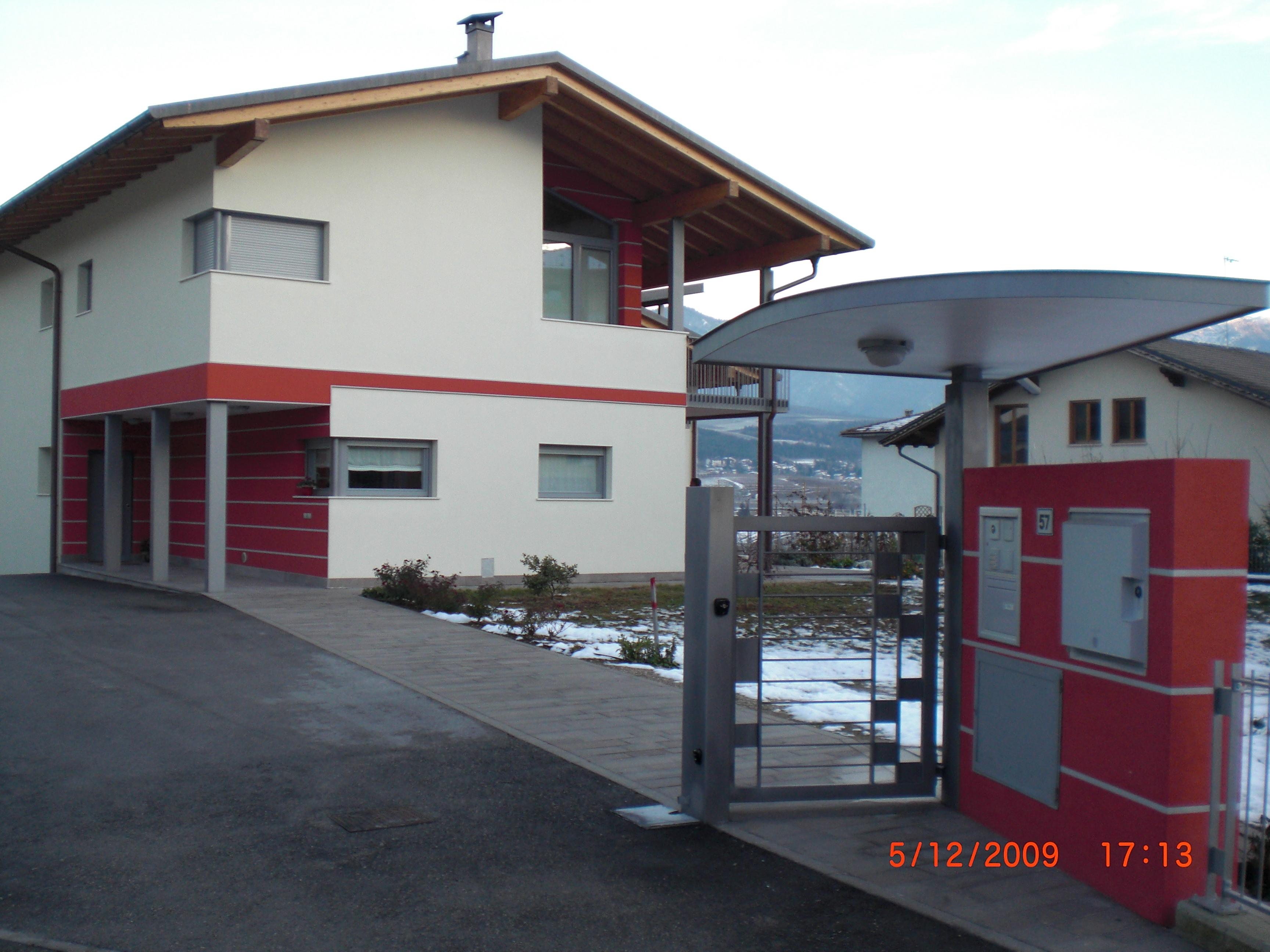 Casa antisismica con struttura portante in acciaio ti - Struttura in ferro per casa ...